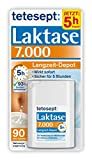 tetesept Laktase 7.000 Langzeit-Depot - Mit 5 Stunden Langzeit-Depot - kontinuierlicher Laktoseabbau...