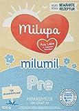 Milupa Milumil Pre - Anfangsmilch Für 'Neuankömmlinge', (5 x 600 g)