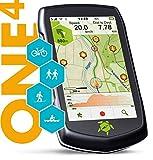 TAHUNA TEASI ONE⁴  - Outdoor-Navigationsgerät mit Bluetooth, Kompass und Europakarte