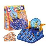 Unbekannt Toyrific Klassik Familienzimmer 72 Karten Bingo Spiel Mit Büchern Dabbers Eintrittskarten