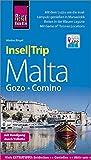 Reise Know-How InselTrip Malta mit Gozo und Comino: Reiseführer mit Insel-Faltplan und kostenloser...