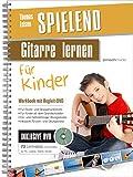 Spielend Gitarre Lernen für Kinder: Die moderne Kindergitarrenschule (inkl. 73 Lernvideos)
