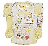 18-teilige Grundausstattung für Neugeborene (0-6 Monate) von Jinyouju, als Geschenk geeignet,...