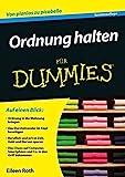 Ordnung halten für Dummies
