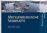 BinnenKarten Atlas 2   Mecklenburgische Seenplatte: Wasserstraßen zwischen Dömitz, Waren und...