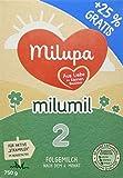 MILUPA Milumil 2 Folgemilch nach dem 6. Monat, 4er Pack (4 x 750 g)