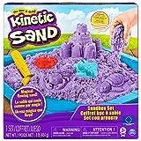 Kinetic Sand - 6028092 - Kinetic Sand Box lila