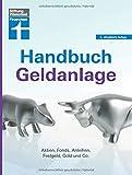 Handbuch Geldanlage: Strategien für Neueinsteiger und Fortgeschrittene - Verschiedene Anlagetypen -...