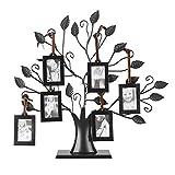 Wifehelper Modische Familienfotos Frame Display Baum mit hängenden Bilderrahmen Home Decor gutes...