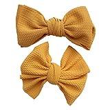 Cuteelf Baby Stirnbänder Haarbänder Headwrap Hasen Ohren und Me Kleinkinder 6 Paar Baby Unisex...