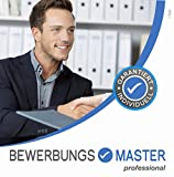 BEWERBUNGSMASTER Professional 2020 | Windows-Software CD inkl. Downloadlink | Kpl. Bewerbung:...