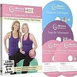 MamaWORKOUT - Fitness & Gymnastik für Schwangere - 4-DVD-Box zum Sparpreis ++ 1. Fit in der...