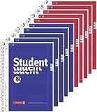 5 Brunnen Collegeblöcke Student A4 Lineatur 27, liniert 80 Blatt + 5 Brunnen Collegeblöcke Student...