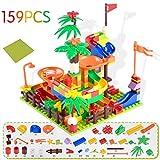 delibett Puzzle Montage Spielzeug Kinder Bausteine Ziegel Set für Kinder Bildungsförderung...