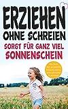 Erziehen ohne schreien sorgt für ganz viel Sonnenschein: Das Buch über gewaltfreie Kindererziehung...