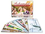 Hochzeitsspiel Hochzeitsgutscheine für das Brautpaar – Das lustige Hochzeits-Spiel mit 4...