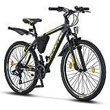 Licorne Bike Effect 26 Zoll Mountainbike, geeignet ab 150 cm, Shimano 21 Gang-Schaltung,...