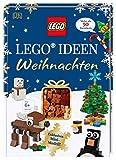 LEGO® Ideen Weihnachten: Mehr als 50 Bauideen. Exklusives Rentier-Mini-Modell!