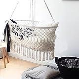 Here&There Baby Wiege Aufhängen Bette Hängematte Wiegen Babywiege Kinderbett Quaste Brasil Comfort...