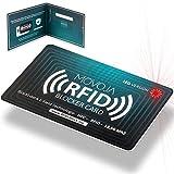 RFID Blocker Karte mit LED Indikator Technologie | Neuster Störsender | Deutsche Marke | Keine...