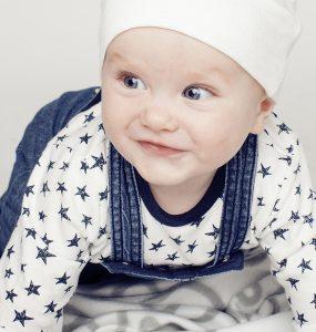 Außergewöhnliche Babykleidung