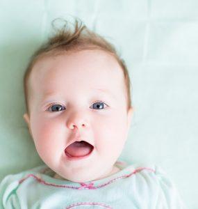 Das Baby will nicht schlafen