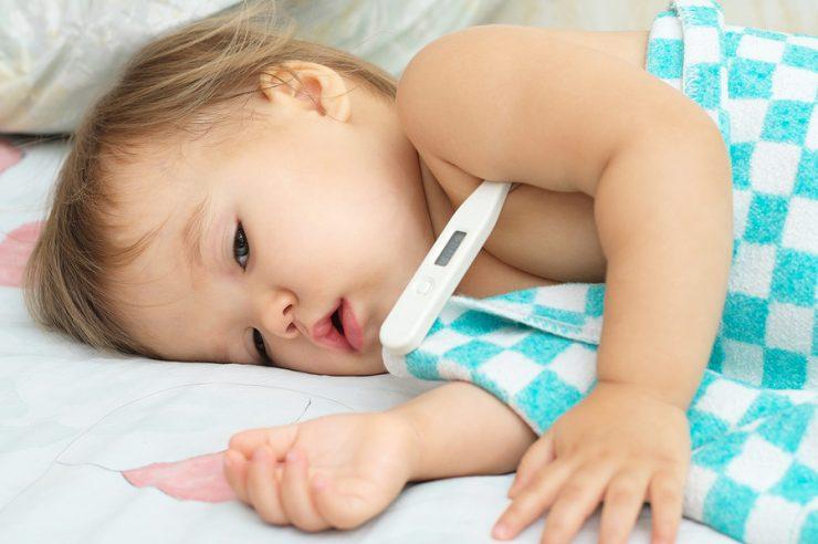Erkältung beim Baby