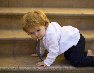 Festliche Babymode: Junge