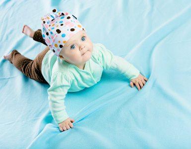 Entwicklungskalender fürs Baby