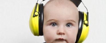 Gehörschutz fürs Baby