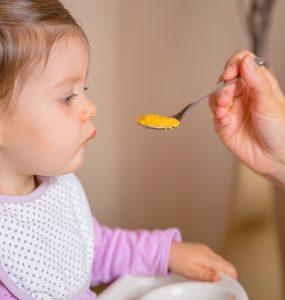 Ernährungsplan fürs Baby