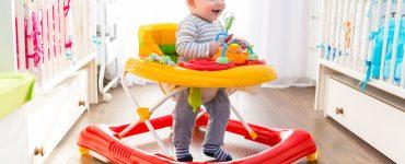 Lauflernhilfe fürs Baby