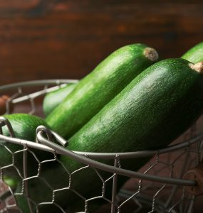 Babybrei mit Zucchini