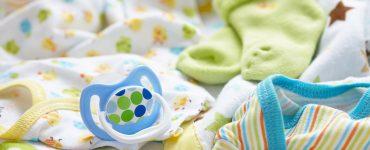 Babyausstattung: Liste
