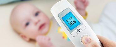 Fieberthermometer fürs Baby