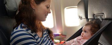 Fliegen mit Baby