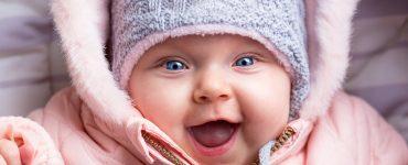 Babykleidung für den Winter