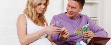 Kosten einer Schwangerschaft