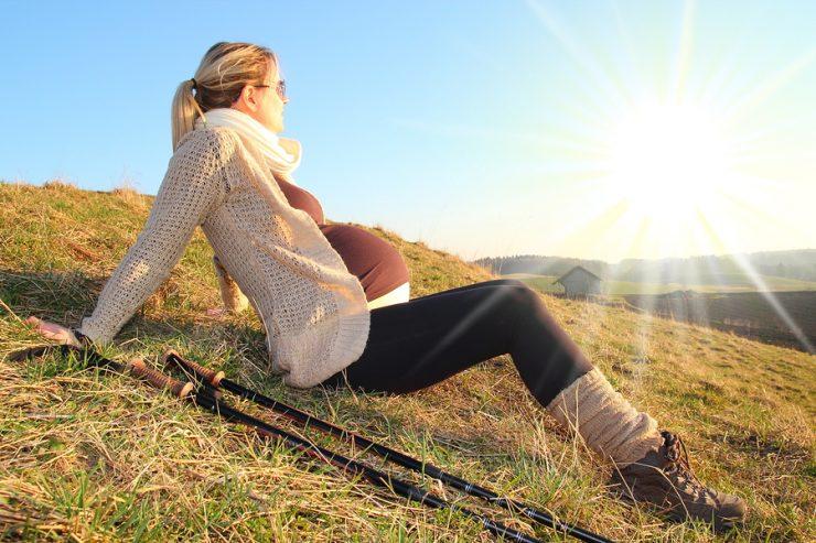 Wellness in der Schwangerschaft