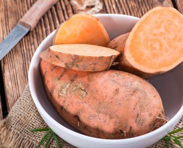 Babybrei mit Süßkartoffel