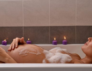 Baden in der Schwangerschaft