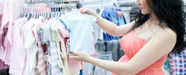 Babykleidung: Größen