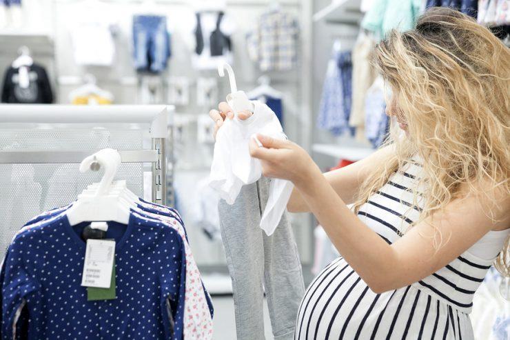 Checkliste für die Baby-Ausstattung