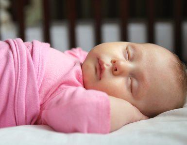 Der Schlafrhythmus beim Baby