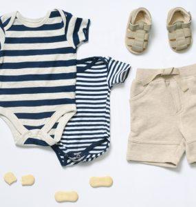 Bio-Kleidung fürs Baby