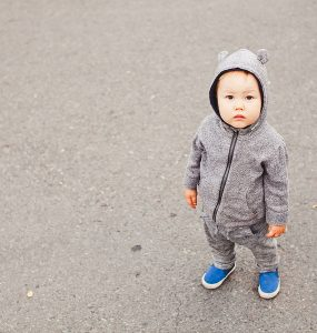 Ausgefallene Babykleidung