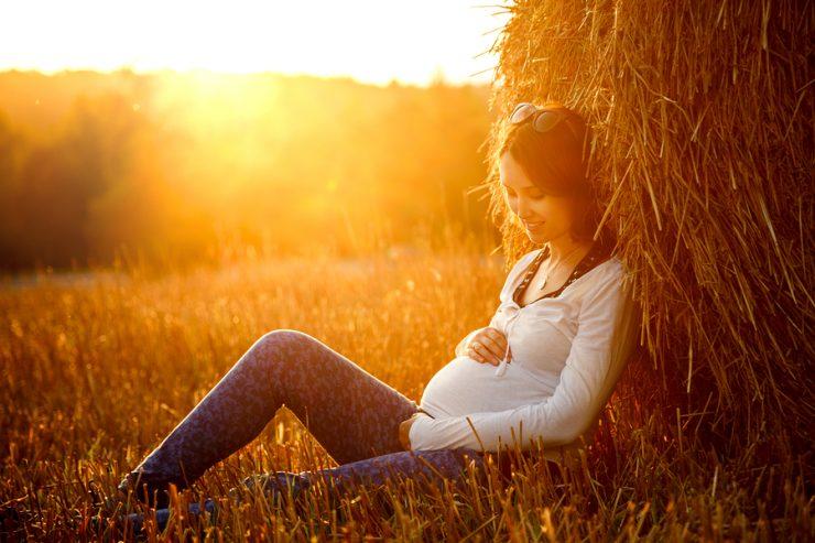 Bester Zeitpunkt um schwanger zu werden